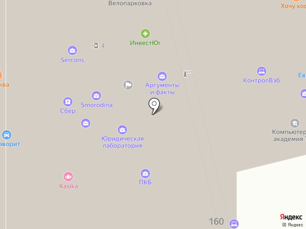 PEGAS MEDICAL на карте Ставрополя