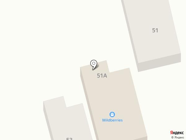 АСТЕРИ на карте Ставрополя