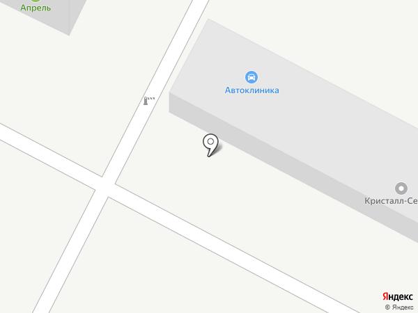 АртФасадЮг на карте Верхнерусского