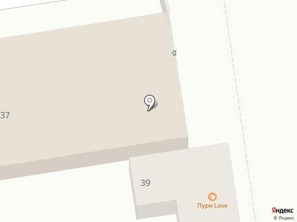 КофеТун СушиТун на карте Ставрополя