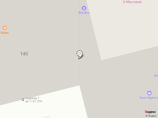 Big Bro на карте Ставрополя