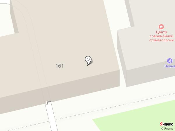 Отделение призыва на карте Ставрополя