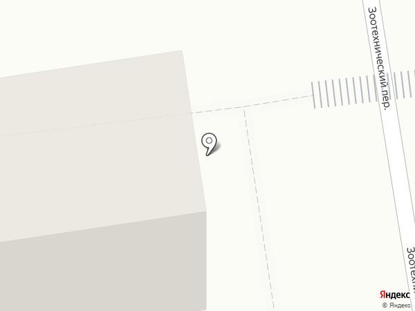 Триколор ТВ на карте Ставрополя