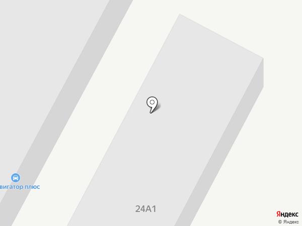 СтройСам на карте Верхнерусского