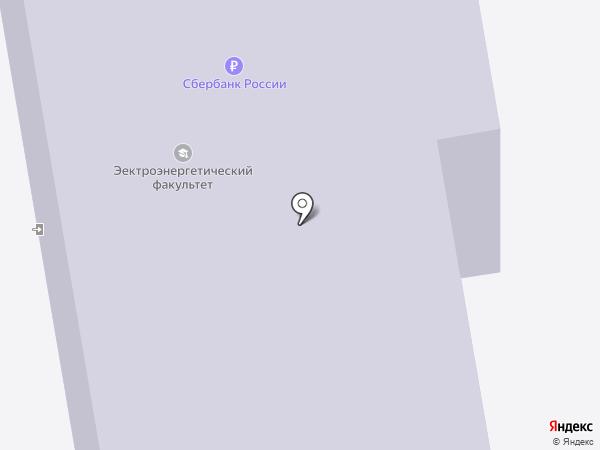 Научная библиотека, СтГАУ на карте Ставрополя
