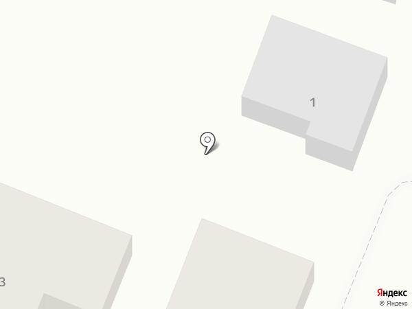 Магазин запчастей для грузовиков США на карте Верхнерусского