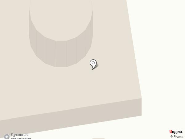 Ставропольская и Невинномысская епархия Русской Православной Церкви на карте Ставрополя