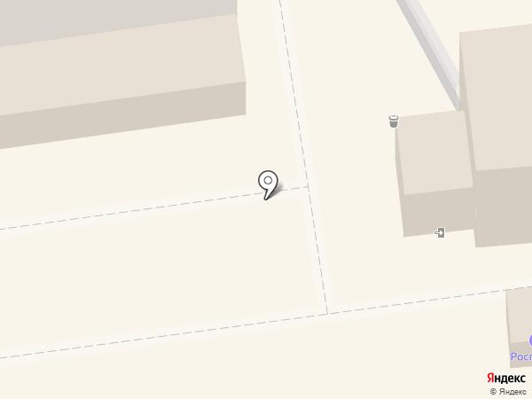 Иней на карте Ставрополя