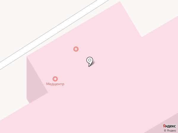 Городская клиническая больница №2 на карте Ставрополя