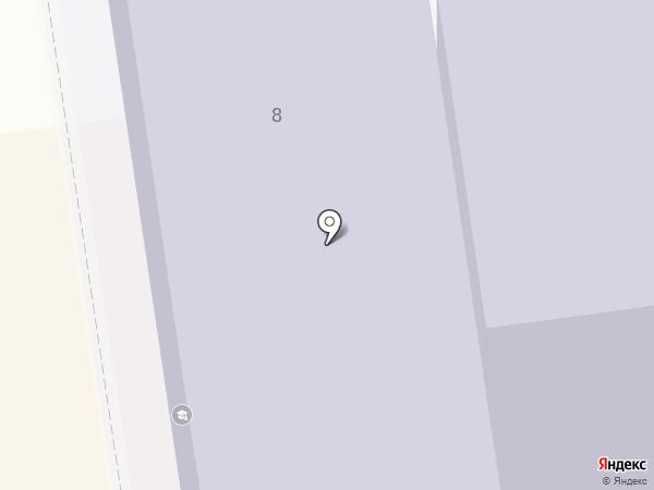 СтГМУ на карте Ставрополя