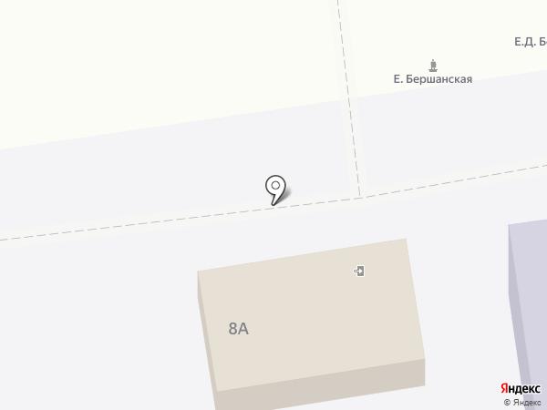 Хронос на карте Ставрополя