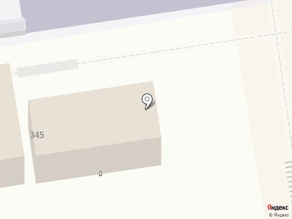 Эдельвейс-Сервис на карте Ставрополя