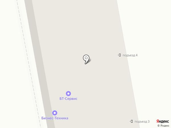 Picasso на карте Ставрополя
