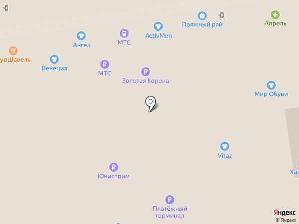 Лавка Жизни на карте Ставрополя