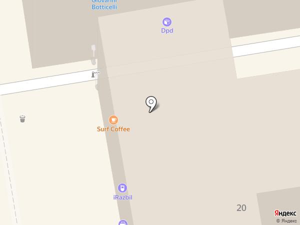 КАРамель на карте Ставрополя