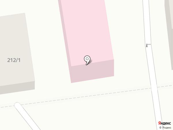 Ортодонт-центр на карте Ставрополя