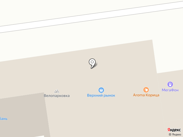 Топмобил на карте Ставрополя