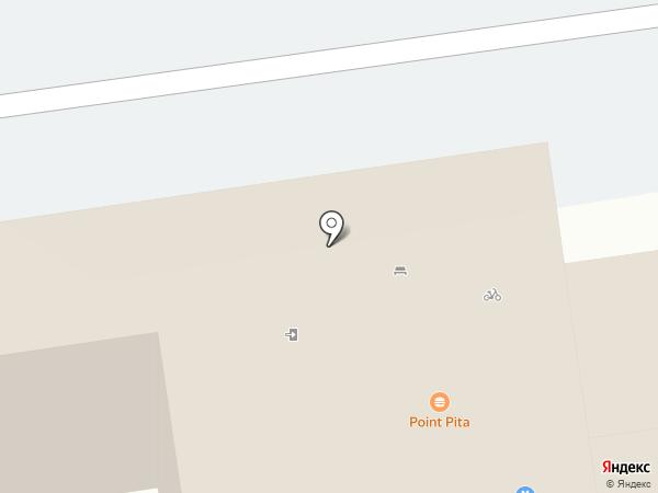 Зоомагазин на карте Ставрополя
