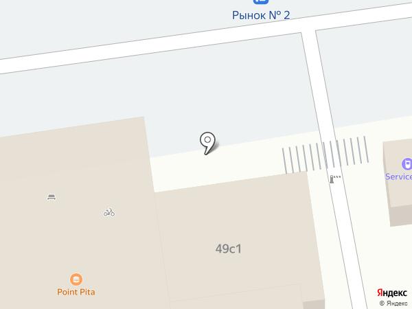 Сервис #1 на карте Ставрополя