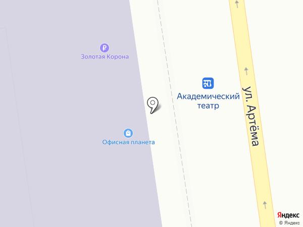 ИСТ ФУД на карте Ставрополя