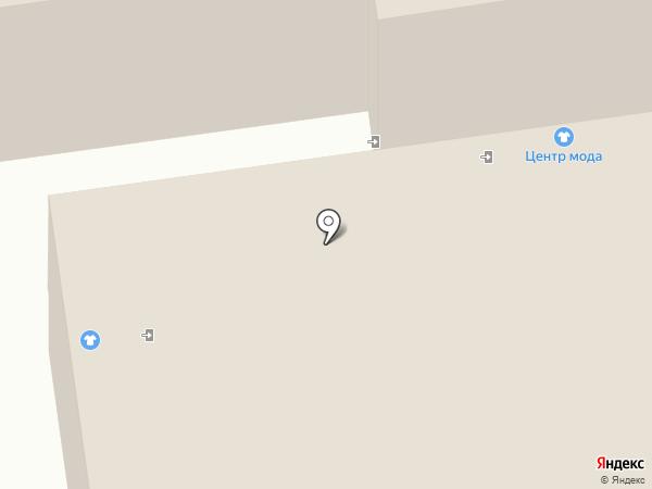 Магазин сумок и кожгалантереи на карте Ставрополя
