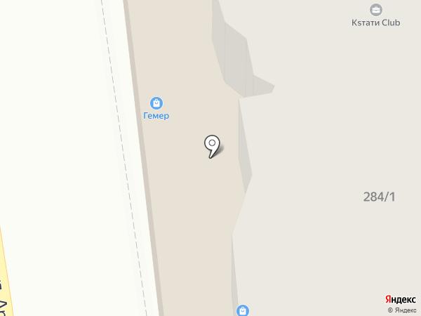 МАБ Темпбанк, ПАО на карте Ставрополя