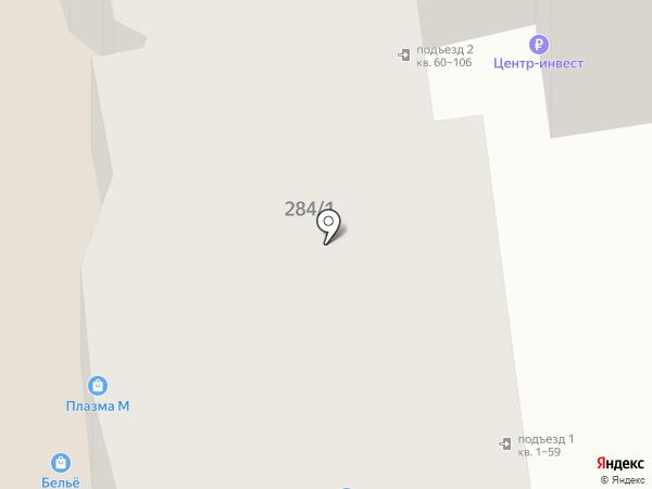 Гемер на карте Ставрополя