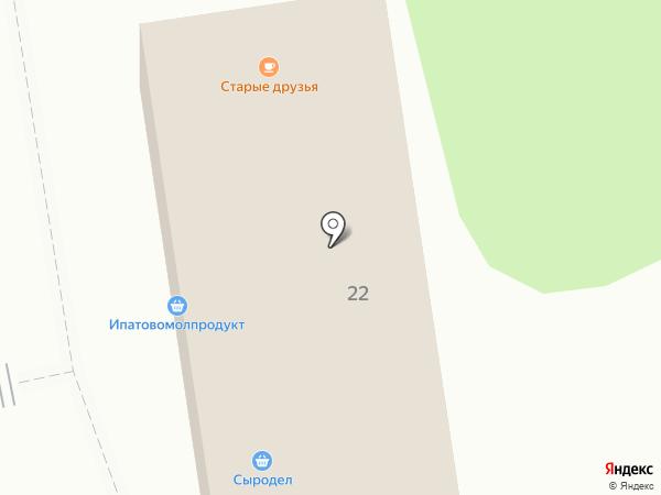 Легионер на карте Ставрополя