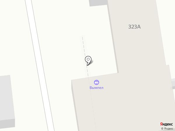 ДРИМ ПРОЕКТ на карте Ставрополя