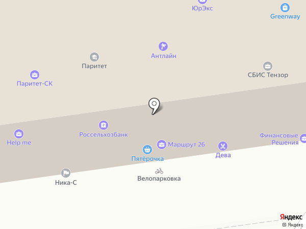 Coocoorooza на карте Ставрополя
