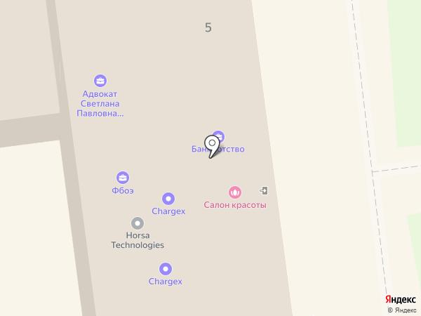АйТи Профи MILEX на карте Ставрополя