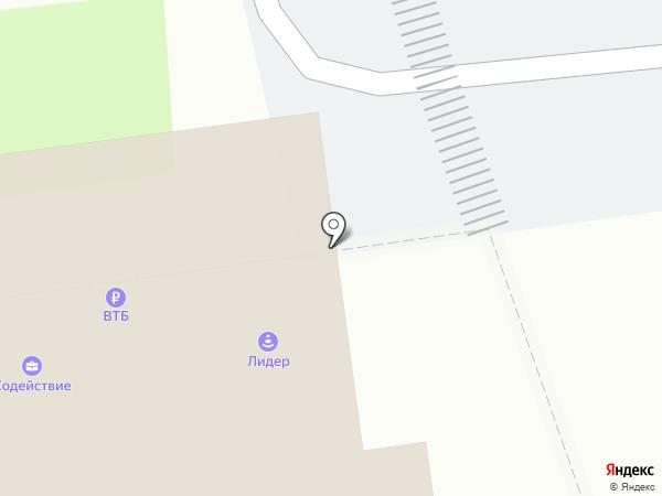 Буква Закона на карте Ставрополя
