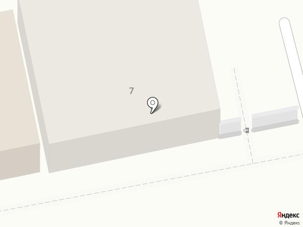 Royal Lashes на карте Ставрополя