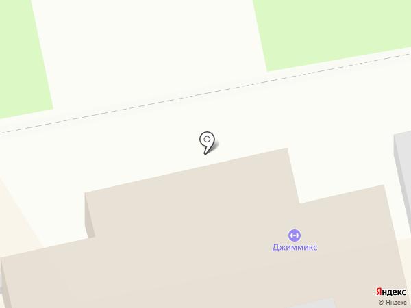 Министерство физической культуры и спорта Ставропольского края на карте Ставрополя
