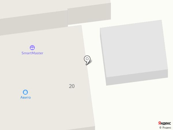 Аптека №3 на карте Ставрополя