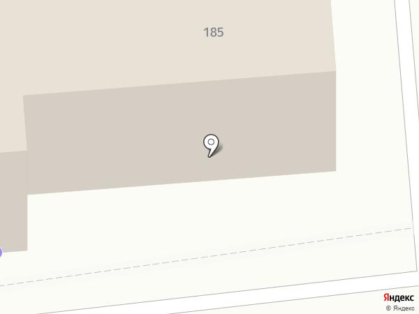 Росгосстрах банк, ПАО на карте Ставрополя