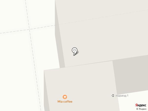 Печка на карте Ставрополя