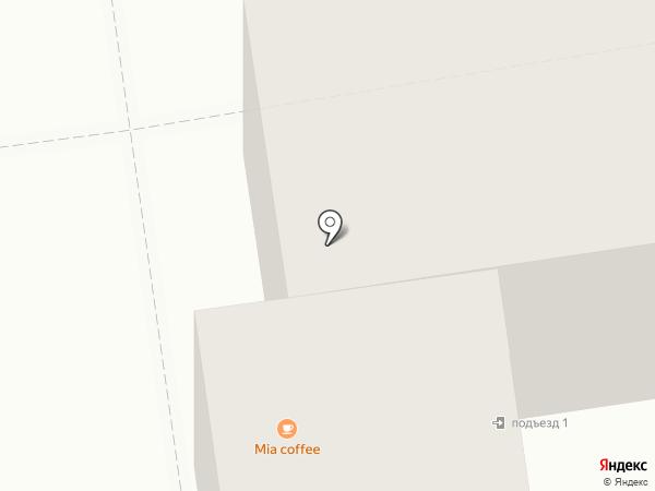 Поликлиника Центральная, ЗАО на карте Ставрополя