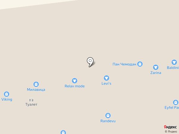 NIKI FILINI на карте Ставрополя