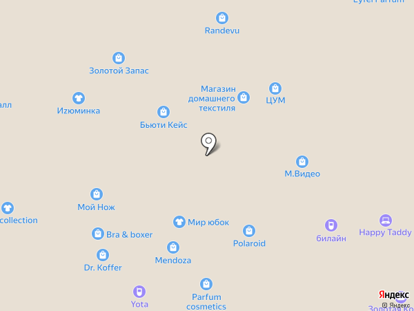 Republica на карте Ставрополя
