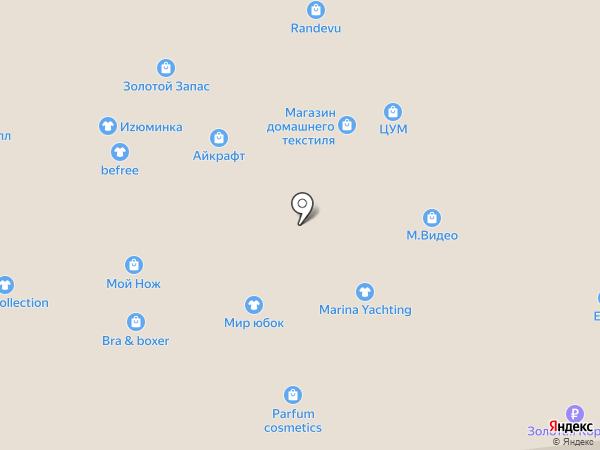 Triumph на карте Ставрополя
