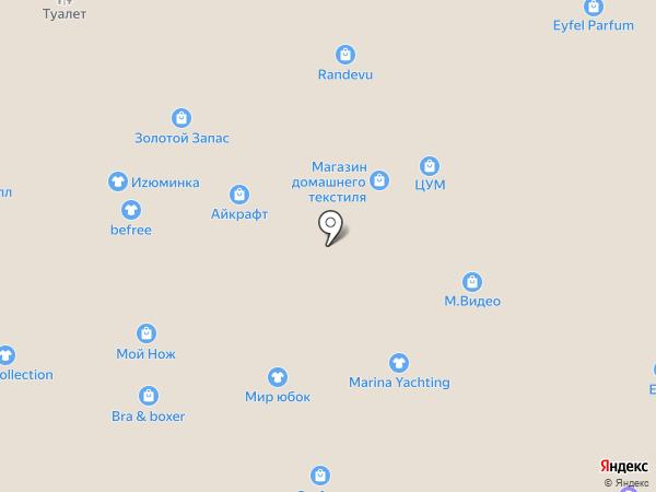 Магия Серебра на карте Ставрополя