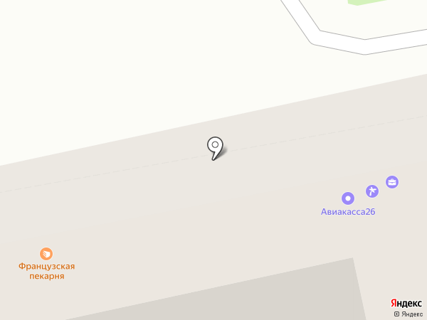 Маков цвет на карте Ставрополя