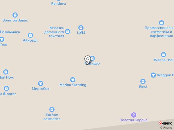 Jolie на карте Ставрополя