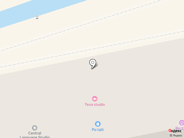 ЮТК на карте Ставрополя