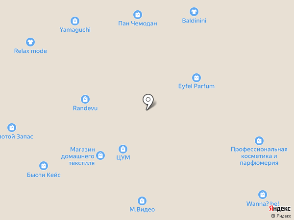 Новое Время на карте Ставрополя