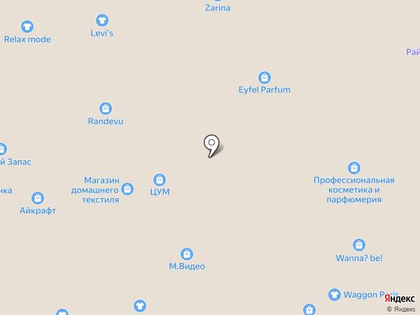 Ушастики на карте Ставрополя