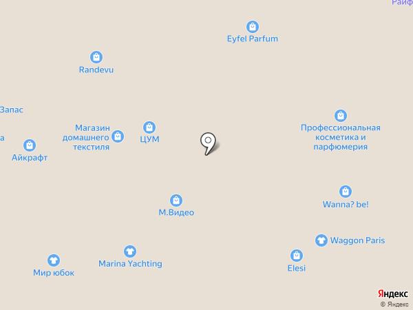 Ювелирный магазин на карте Ставрополя