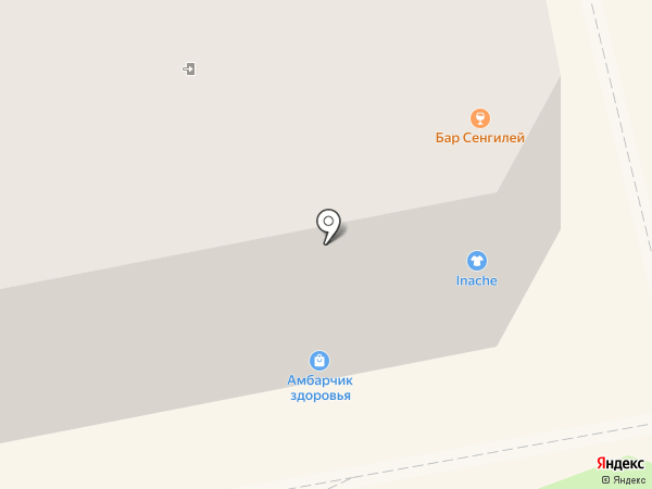 ENJOY на карте Ставрополя