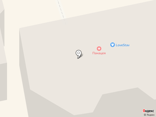 Мастер Массаж на карте Ставрополя